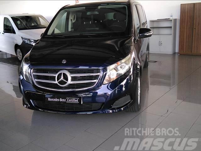Mercedes-Benz Clase V 220d Largo 7G Tronic