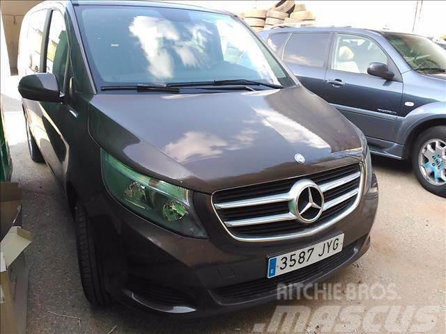Mercedes-Benz Clase V 220d Largo