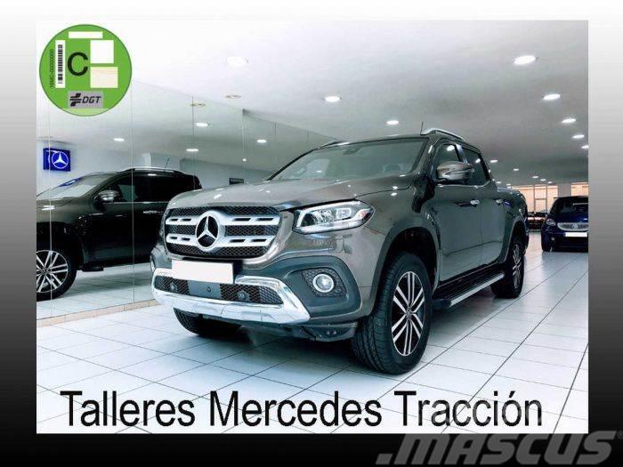 Mercedes-Benz Clase X 250 D/POWER/AUT./CUERO/COMAND/SUPER FULL