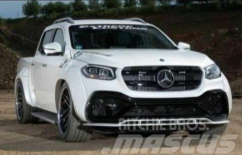 Mercedes-Benz Clase X 350d Power 4Matic Aut.