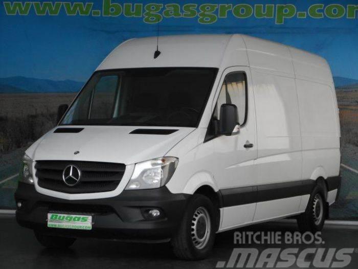 Mercedes-Benz Sprinter 313 CDI MERCEDES 313 2.2 CDI 130 CV MEDIA