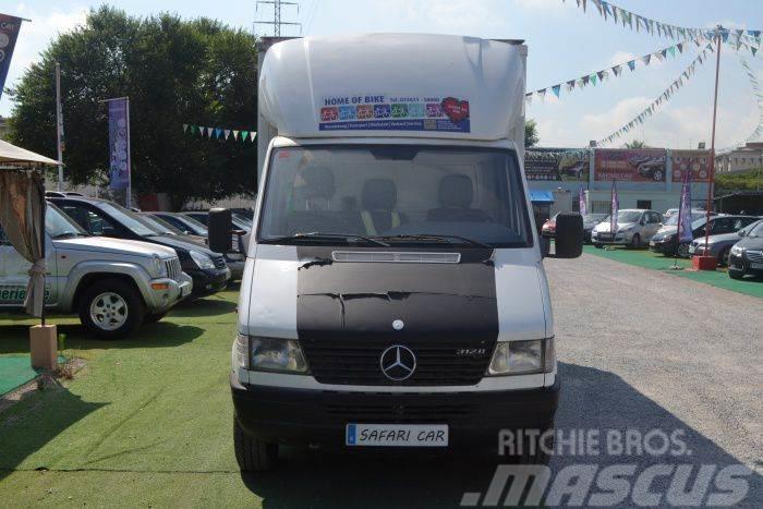 Mercedes-Benz Sprinter Ch.Cb. 312 D 3000mm/3500kg