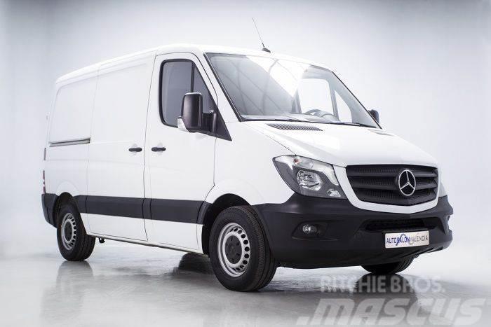 Mercedes-Benz Sprinter Ch.DCb. 314CDI Compacto