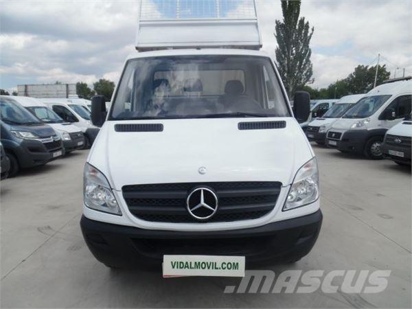 Mercedes benz sprinter chasis cabina 313cdi largo pre o for Garage mercedes loison sous lens