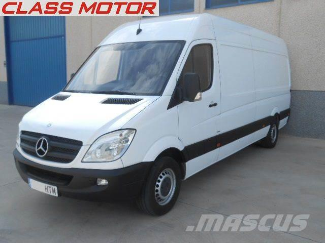 Mercedes-Benz Sprinter Furgón 313CDI Largo T.E.