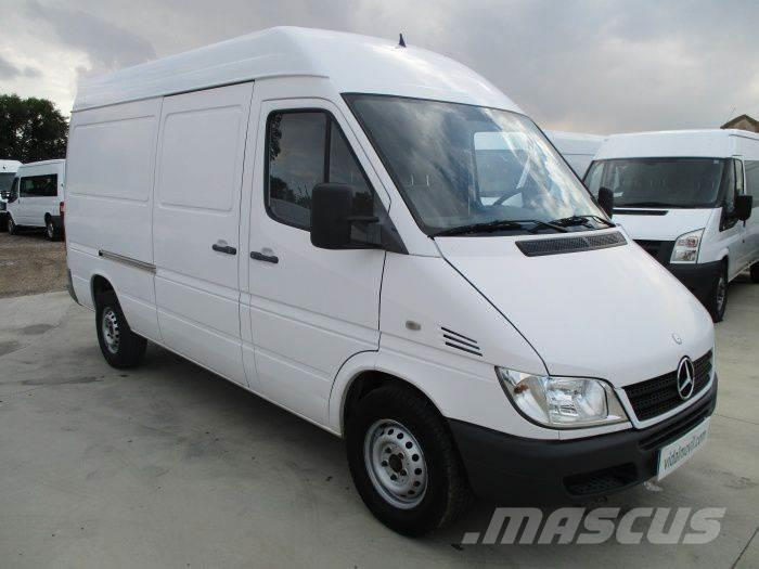 Mercedes-Benz Sprinter Furgón 311CDI 3550mm/3500kg