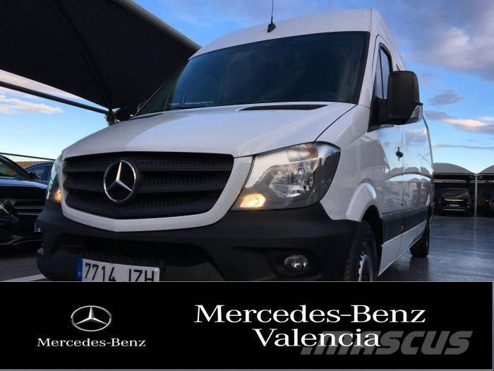 Mercedes-Benz Sprinter Furgón 314CDI Largo T.E
