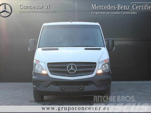 Mercedes-Benz Sprinter Furgón 213CDI Compacto
