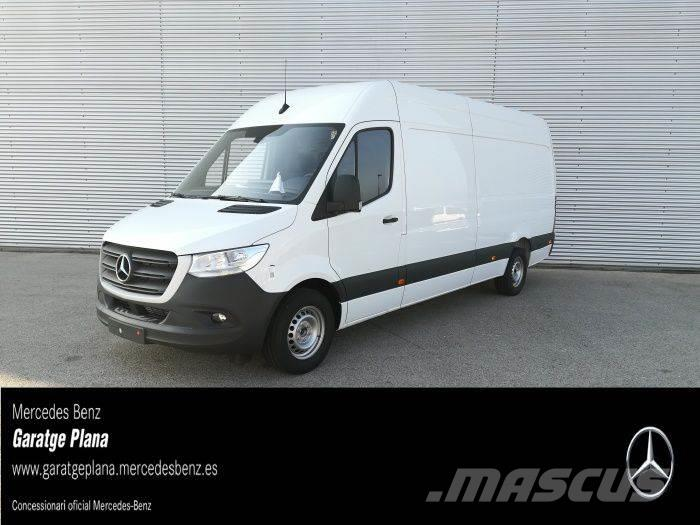 Mercedes Van Price >> Mercedes Benz Sprinter Furgon 314cdi Largo T E Tt
