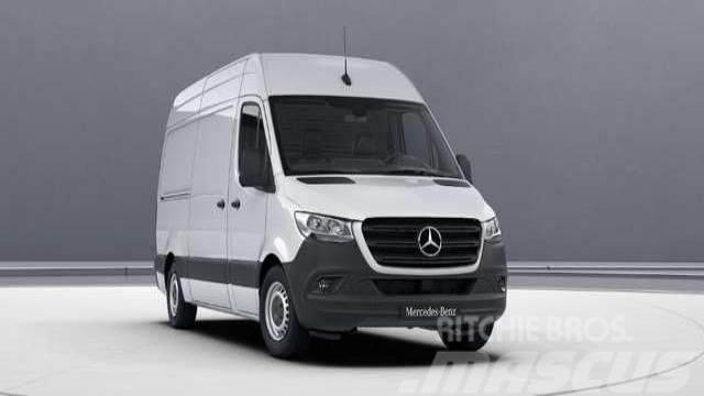 Mercedes-Benz Sprinter Furgón 314CDI Medio T.E. tD