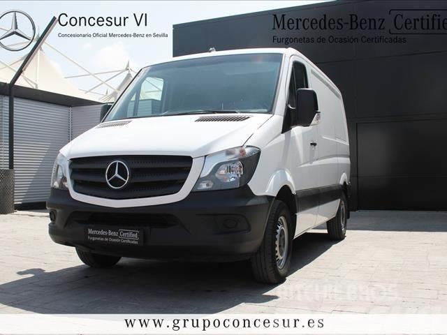 Mercedes-Benz Sprinter Mixto 213CDI Compacto