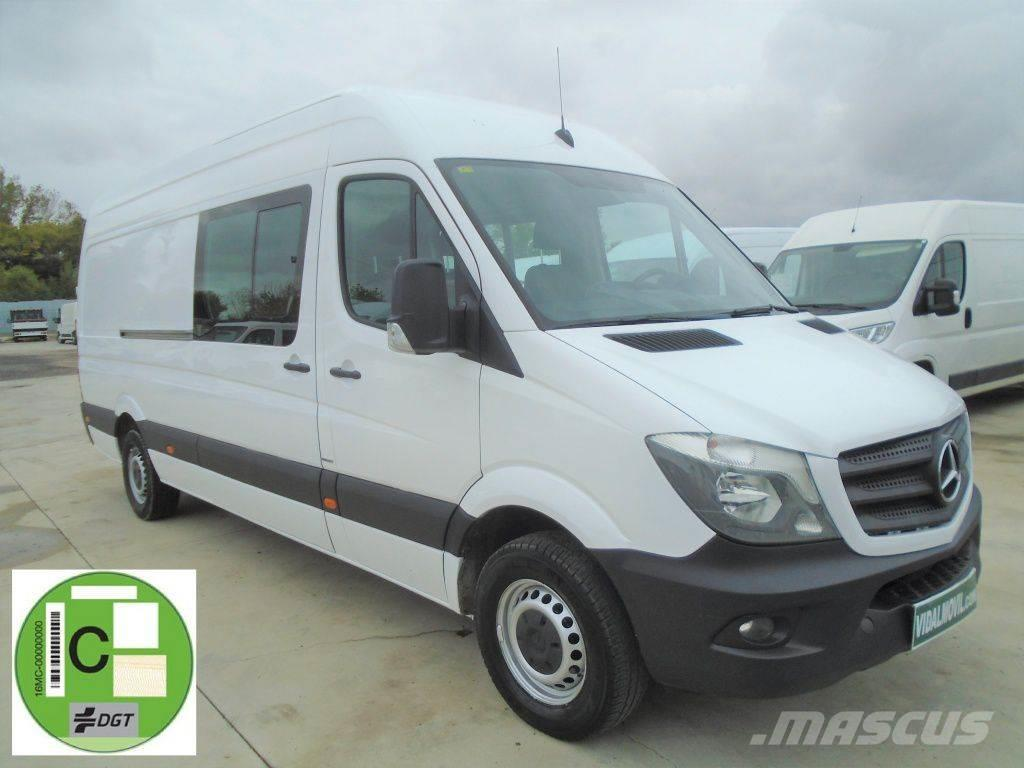 Mercedes-Benz Sprinter Mixto 314CDI Largo T.E