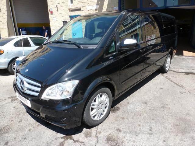 Mercedes-Benz VIANO 2.2 CDI AMBIENTE EL