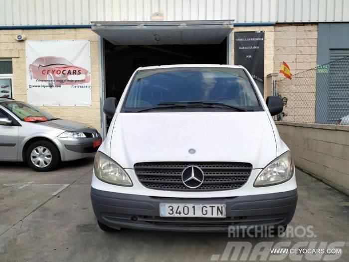 Mercedes-Benz Vito 109CDI L Compacta 95