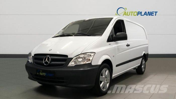 Mercedes-Benz Vito 110 CDI SWB LONG 4P