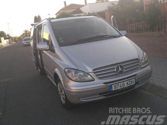 Mercedes-Benz Vito 110CDI L Compacta