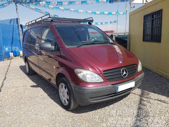Mercedes-Benz Vito 110CDI L Extralarga