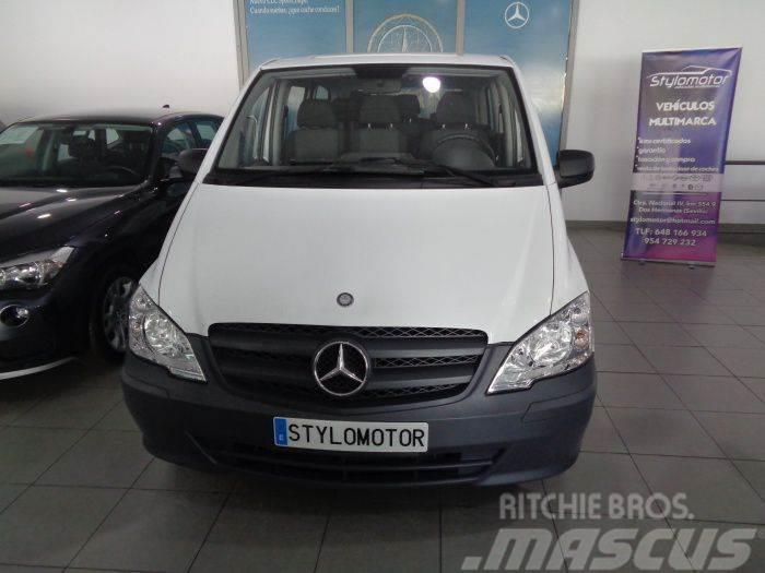Mercedes-Benz Vito 110CDI L Larga