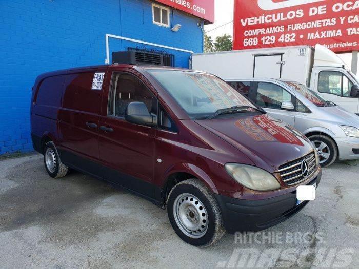 Mercedes-Benz Vito 111 larga frigo mantenimiento