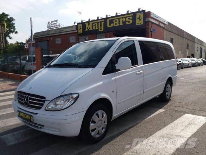 Mercedes-Benz Vito 111CDI L Larga 116