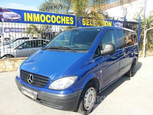 Mercedes-Benz Vito 111CDI L Larga 116