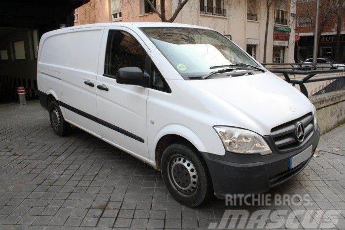 Mercedes Benz Vito >> Mercedes Benz Vito 113cdi L Larga
