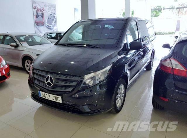 Mercedes-Benz Vito 114 BT TOURER PRO EXTRALARGA 4P.