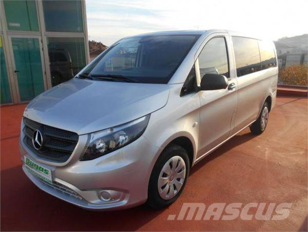 used mercedes benz vito 114 cdi t panel vans year 2016 price 28 841 for sale mascus usa. Black Bedroom Furniture Sets. Home Design Ideas