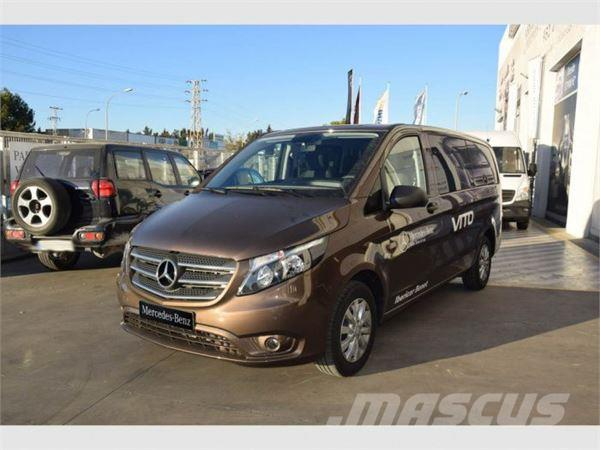 mercedes benz vito 114 cdi tourer select larga lieferwagen. Black Bedroom Furniture Sets. Home Design Ideas