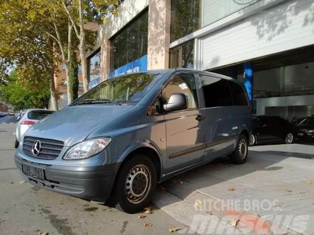 Mercedes-Benz Vito 115CDI L Larga