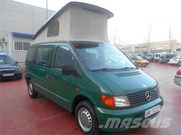 used mercedes benz vito cdi l 112 panel vans year 2000 price 17 587 for sale mascus usa. Black Bedroom Furniture Sets. Home Design Ideas