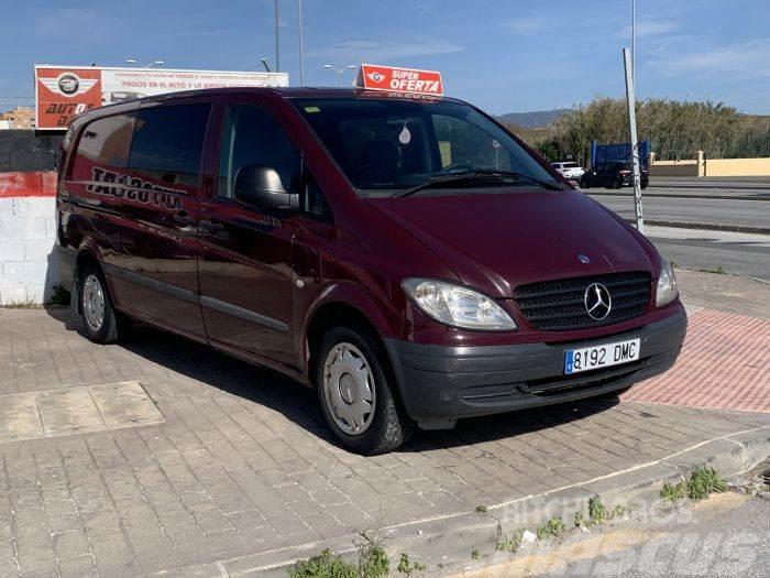 Mercedes-Benz Vito Combi 115CDI Compacta
