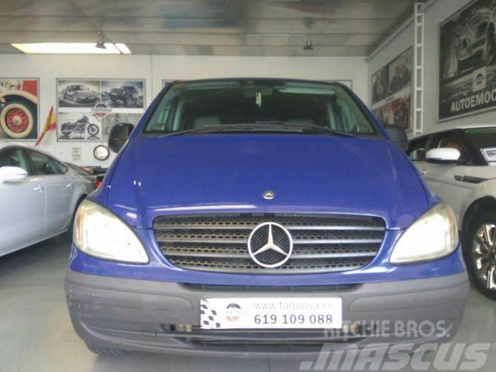 Mercedes-Benz Vito Furgón 111CDI Compacta 116