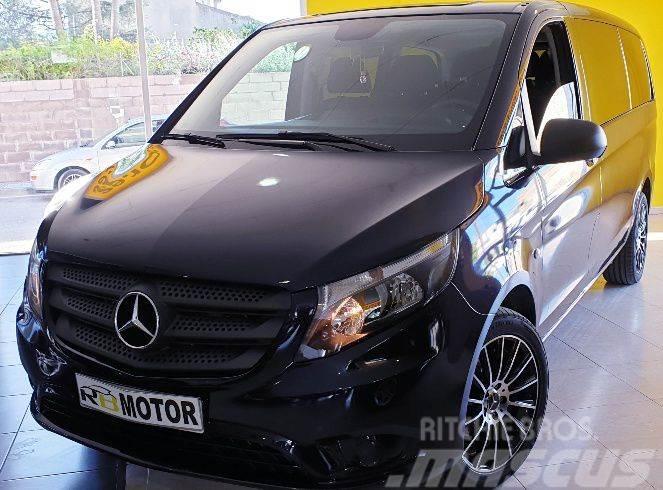 Mercedes-Benz Vito Furgón 114CDI Larga