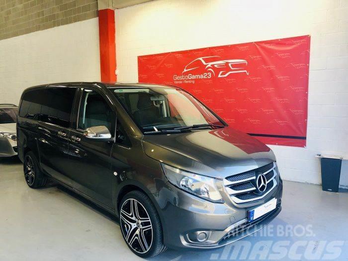 Mercedes-Benz Vito Furgón 114CDI Extralarga