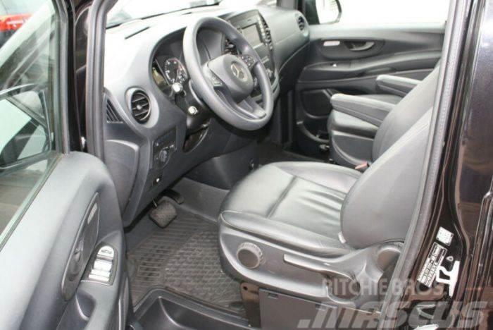 Mercedes-Benz Vito Furgón 119 CDI Larga Aut.