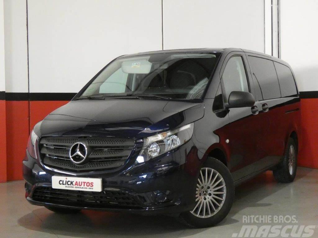 Mercedes-Benz Vito Industrial Automático de 5 Puertas