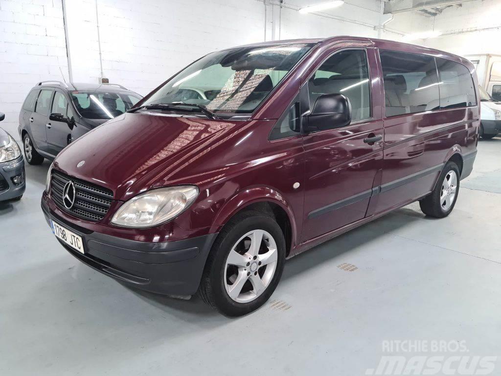 Mercedes-Benz Vito Industrial Manual de 4 Puertas