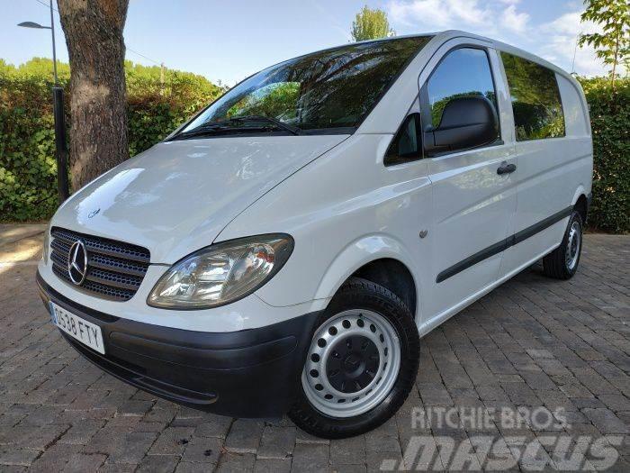 Mercedes-Benz Vito Mixto 109CDI Compacta 95