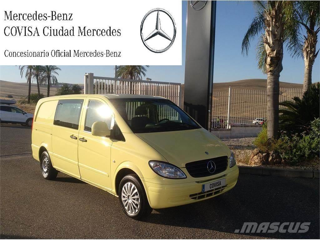 Mercedes-Benz Vito Mixto 111CDI Larga