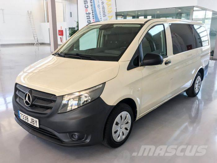 Mercedes-Benz Vito Tourer 111 CDI Base Compacta