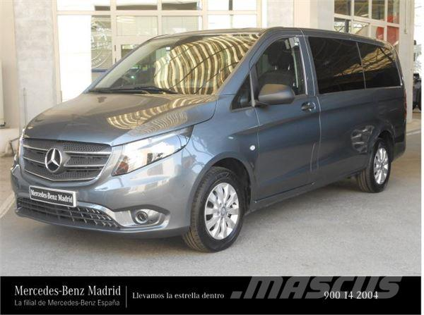 mercedes benz vito tourer 114 cdi select larga occasion. Black Bedroom Furniture Sets. Home Design Ideas