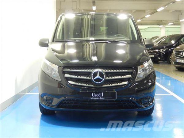 mercedes benz vito tourer 114 cdi pro larga occasion prix 23 500 ann e d 39 immatriculation. Black Bedroom Furniture Sets. Home Design Ideas