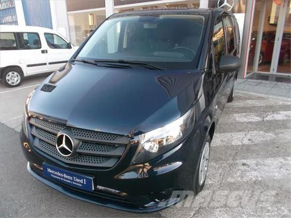 Mercedes benz vito tourer 114 cdi pro larga hinta 24 380 for Mercedes benz vito tourer