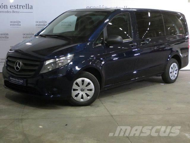 Mercedes-Benz Vito Tourer 114 CDI Base Compacta