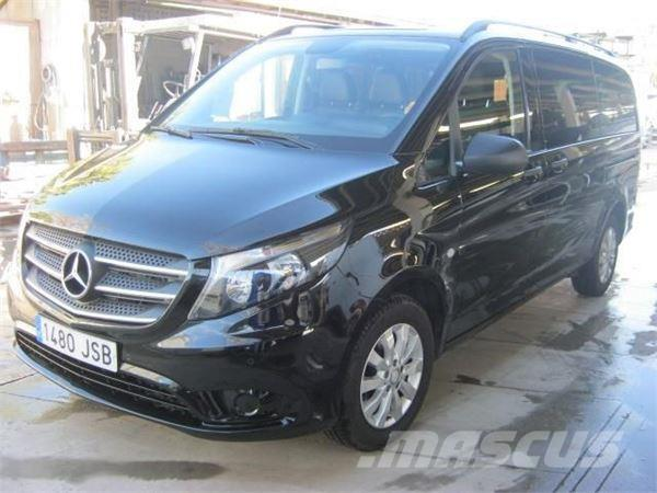 Used mercedes benz vito tourer 114cdi select larga panel for Mercedes benz vito tourer