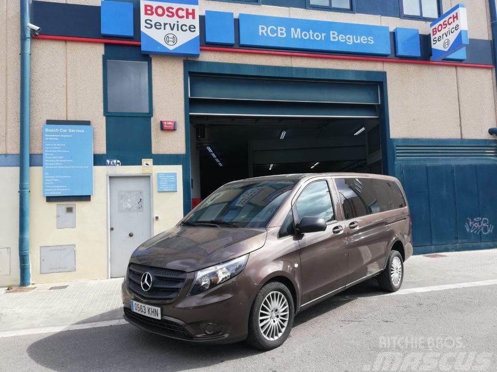 Mercedes-Benz Vito Tourer 114 CDI Pro Extralarga
