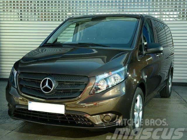 Mercedes-Benz Vito Tourer 119 CDI Pro Larga Aut.