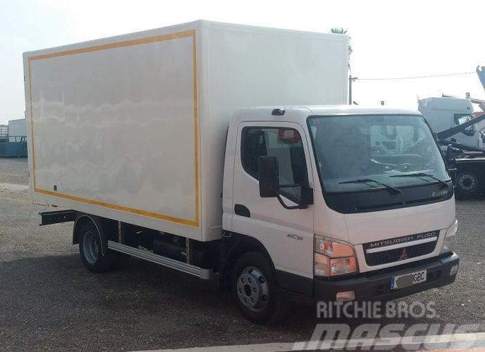 Mitsubishi – CANTER CAJA CERRADA