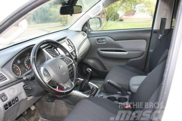 Mitsubishi L200 2.5DI-D Double Cab Kaiteki 5AT
